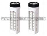 """<div class=""""at-above-post-cat-page addthis_tool"""" data-url=""""http://denpinsieusang.info/den-sac-xl-328/""""></div>Thông số kĩ thuật: – Màu sắc: trắng đen – Chức năng: vừa đèn pin, vừa là đèn chiếu sáng – Công suất pin: 900mAh – LED: 14 + 5 LED – Kích thước: 52 x 30 x 49 mm – Thời gian sử dụng: 8-16 h Giá(hết hàng) (Chưa bao gồm VAT)<!-- AddThis Advanced Settings above via filter on get_the_excerpt --><!-- AddThis Advanced Settings below via filter on get_the_excerpt --><!-- AddThis Advanced Settings generic via filter on get_the_excerpt --><!-- AddThis Share Buttons above via filter on get_the_excerpt --><!-- AddThis Share Buttons below via filter on get_the_excerpt --><div class=""""at-below-post-cat-page addthis_tool"""" data-url=""""http://denpinsieusang.info/den-sac-xl-328/""""></div><!-- AddThis Share Buttons generic via filter on get_the_excerpt -->"""