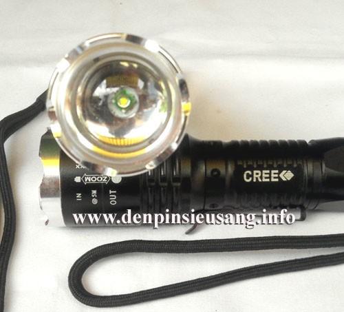Đèn pin siêu sáng HY-8011a