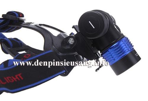 Đèn xe đạp 5 màu SS-011