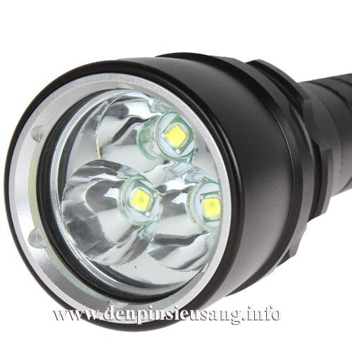 Đèn pin lặn 3T6 3000lm