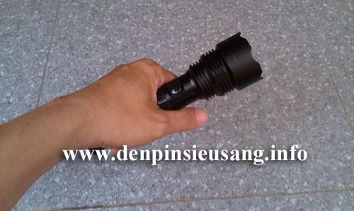 Đèn pin siêu sáng Wasing WFL-H5
