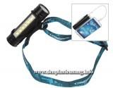 Đèn pin siêu sáng K039 với 3 chức năng trong cùng 1 sản phẩm: Đèn chiếu sáng, đèn đội đầu và sạc dự phòng cao cấp Thông số kĩ thuật: - Mã SP: A11 - Led CREE SMD - Độ sáng 450 lumen - Chiếu xa 50m - Kích thướt: 110mm x 22mm x 22mm - Trọng lượng: 100g - 3 chế độ sáng: Hight / Mid / Strobe - Vỏ hợp kim nhôm siêu...