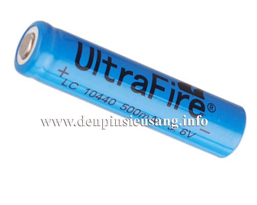 Pin 10440 Ultrafire 3.7v