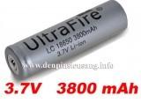"""<div class=""""at-above-post-cat-page addthis_tool"""" data-url=""""http://denpinsieusang.info/pin-18650-ultrafire-3800mah-3-7v/""""></div>Chuẩn pin 18650 Thương hiệu: Ultrafire Điện thế: 3.7v Dung lượng: 3800mAh Màu sắc: xám Chống cháy nổ, chảy nước hay phù. Giá 80.000 vnđ<!-- AddThis Advanced Settings above via filter on get_the_excerpt --><!-- AddThis Advanced Settings below via filter on get_the_excerpt --><!-- AddThis Advanced Settings generic via filter on get_the_excerpt --><!-- AddThis Share Buttons above via filter on get_the_excerpt --><!-- AddThis Share Buttons below via filter on get_the_excerpt --><div class=""""at-below-post-cat-page addthis_tool"""" data-url=""""http://denpinsieusang.info/pin-18650-ultrafire-3800mah-3-7v/""""></div><!-- AddThis Share Buttons generic via filter on get_the_excerpt -->"""