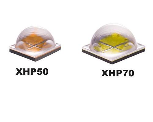 Led Cree XHP50 2500lm