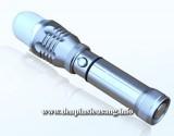 Đèn pin siêu sáng SY 901 là mẫu đèn tiện lợi, có chóa tản sáng dùng khi cúp điện, chuôi đèn với nam châm siêu hít. Thông số kĩ thuật: – Led Samsung, cho độ sáng ổn định – Độ sáng 400 lumen – Chiếu xa: 200m – Kích thướt: 41mm x 155mm x 30mm – Trọng lượng:200g – 3 chế độ sáng: Hight / Mid / Strobe. – Vỏ hợp kim nhôm siêu bền, […]
