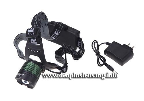 Đèn đội đầu GS T6 Zoom