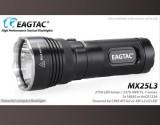 Đèn PinEagletac MX25L3 sử dụng led Cree MT-G2 cho độ sáng lên đến 2750Lumens, giá hợp lý cho một cây đèn thương hiệu Mỹ, bảo hành 10 năm, sử dụng đơn giản vớ 4 mode sáng và công tắc trên thân tiện lợi, đây có thể coi là đối thủ đáng gờm cho hầu hết các đèn pin cùng loại của các hãng khác. Thông số kĩ thuật: - Thương hiệu: Eagtac - Mã sản...