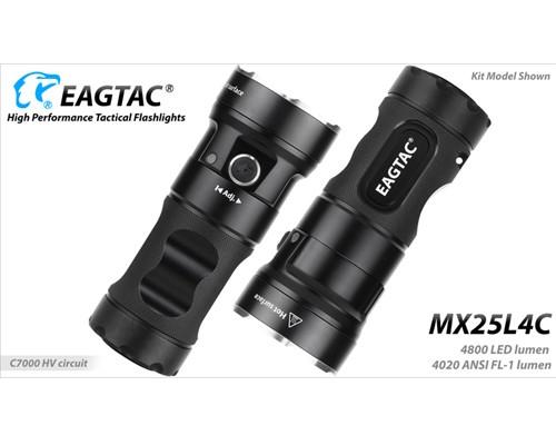 Đèn Pin Eagtac MX25L4C