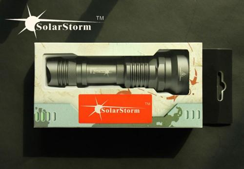 Đèn pin Solarstorm SP01