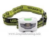 Đèn đeo trán HC-618 Mẫu mã nhỏ gọn, thiết kế đẹp, chống nước tốt, sử dụng 3pin AAA tiện dụng, gọn gàng cho các chuyến du lịch, nhẹ nhàng cho các bác thợ máy sửa chữa. Thông số kỹ thuật: – Sử dụng led 3W + 2 Led tín hiệu trắng/đỏ – Độ sáng: 150lm – Chiếu xa: 100m – 3 chế độ sáng : sáng mạnh, sáng vừa, nhấp nháy – Kích thước : […]<!-- AddThis Sharing Buttons below -->