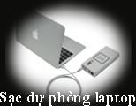 Sạc dự phòng cho laptop hàng cao cấp dùng đc 5-10h thích hợp mọi dòng máy Macbook, Windows..