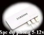 Sạc dự phòng chất lượng cao, pin Samsung chính hảng giá chỉ từ 150k