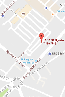 Đèn Pin Siêu Sáng - 16/16/53 Nguyễn Thiện Thuật F2 Q3 Tp HCM