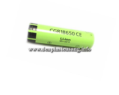 Pin Panasonic 3200mAh