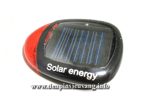 Đèn hậu xe đạp Solar energy