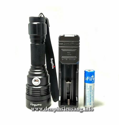 Đèn pin Supfire M2-Z