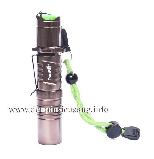 Đèn pin siêu sáng Trustfire mini Y41 800lm