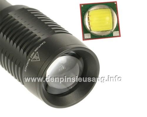 Ultrafire Z5 800 lumen zoom