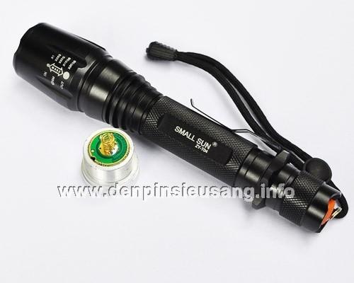 Đèn pin siêu sáng Smallsun ZY-T04
